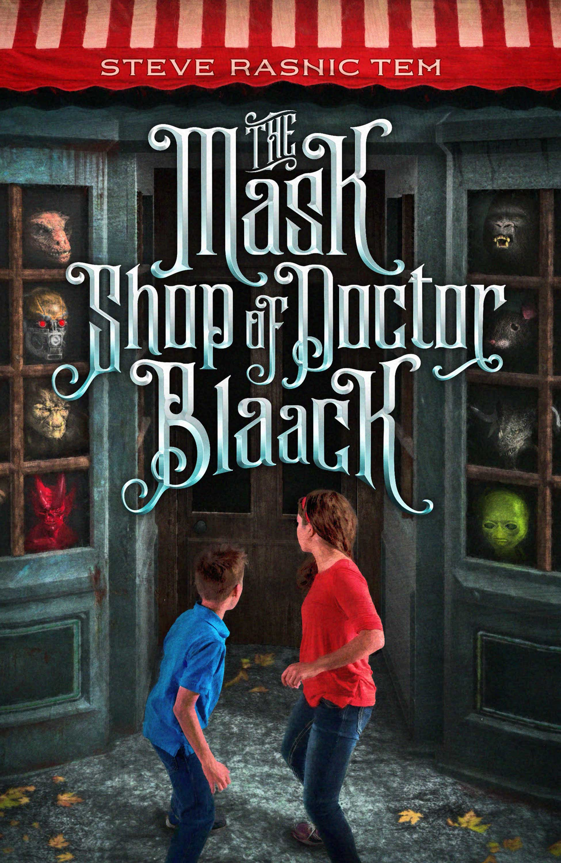 The Mask Shop of Doctor Blaack