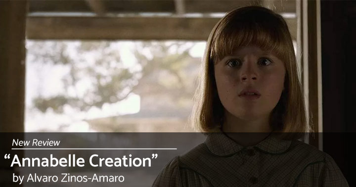 Annabelle Creation Review