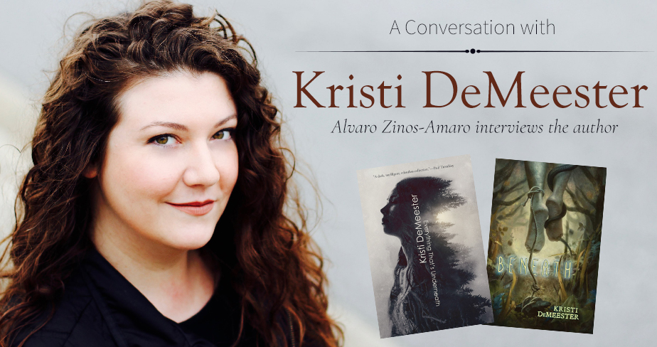A Conversation with Kristi DeMeester
