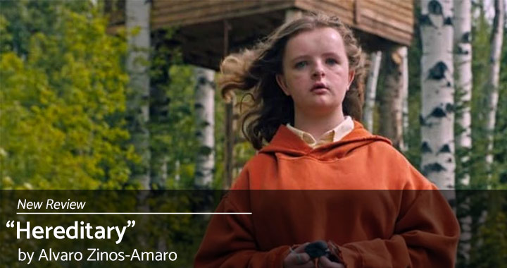 Hereditary Review by Alvaro Zinos-Amaro
